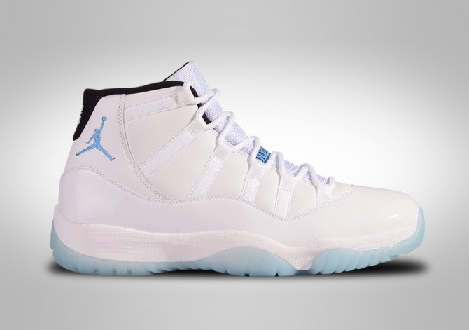 NIKE AIR JORDAN 11 RETRO COLUMBIA