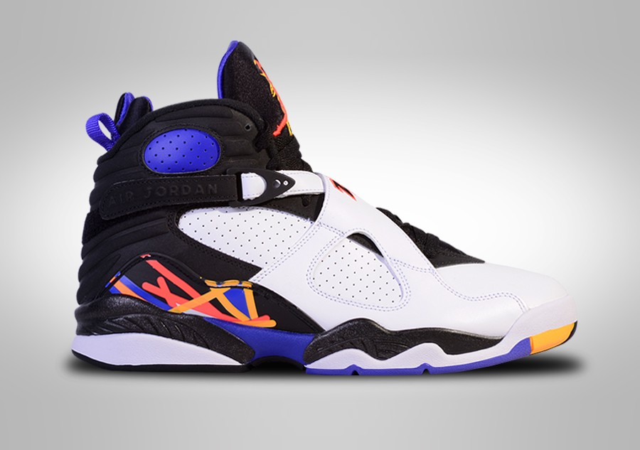 8a6c6119cf7e ... sale nike air jordan 8 retro threepeat bg smaller sizes 7b4e4 0c16e