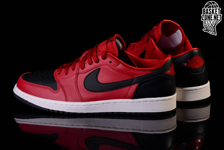 5f068890f607e3 NIKE AIR JORDAN 1 RETRO LOW OG BRED price €112.50