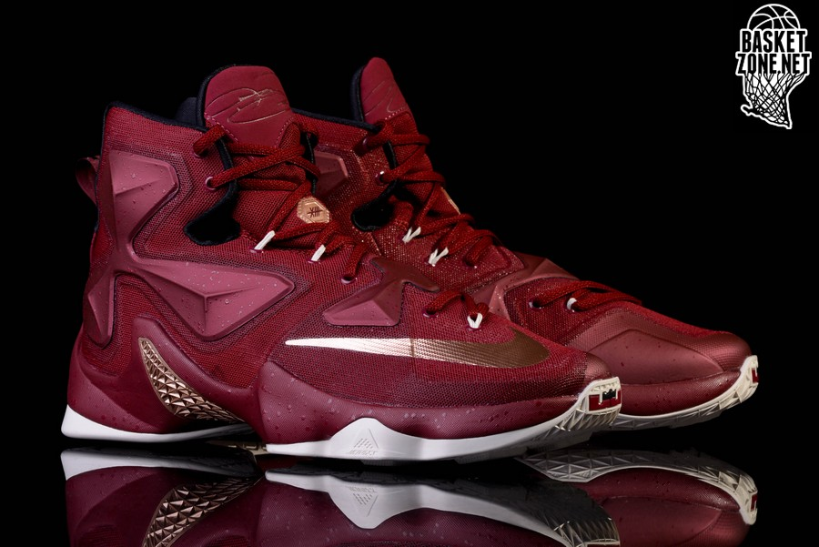 NIKE LEBRON XIII  CAVALIERS  TEAM RED price €162.50  02f4a543f