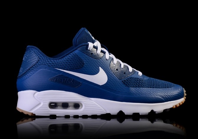 643a46199d9 NIKE AIR MAX 90 ULTRA ESSENTIAL COASTAL BLUE por €112