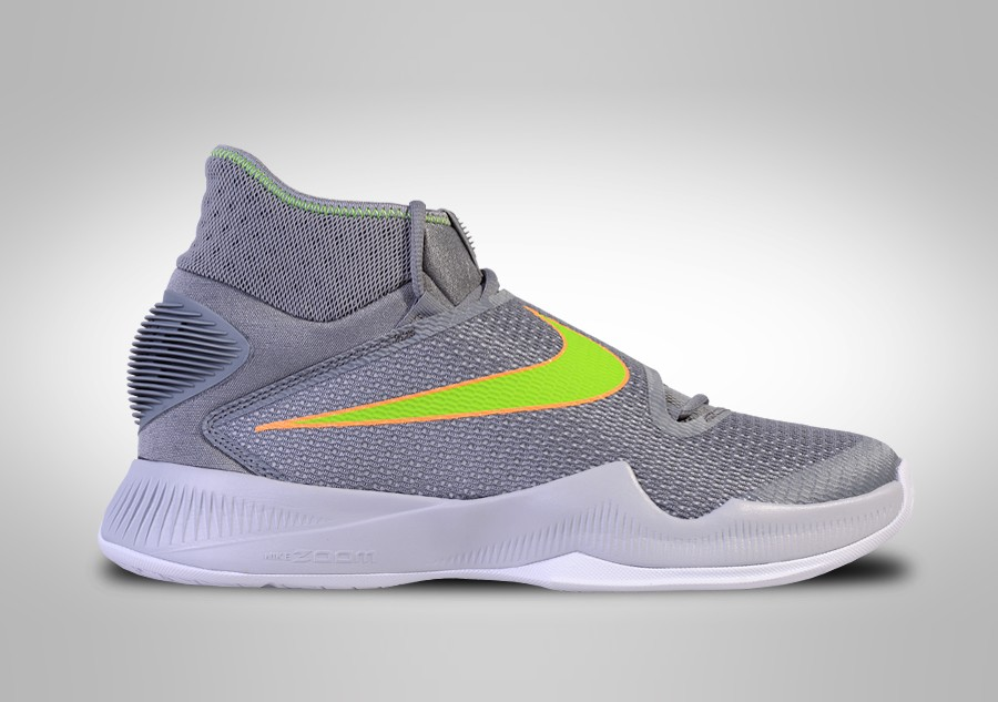 reasonably priced website for discount uk cheap sale NIKE ZOOM HYPERREV 2016 GREY TOXIC DRAYMOND GREEN price ...