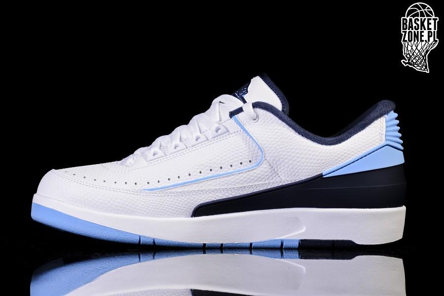 Buty Air Jordan 2 Retro Low UNC (832819 107) Ceny i opinie