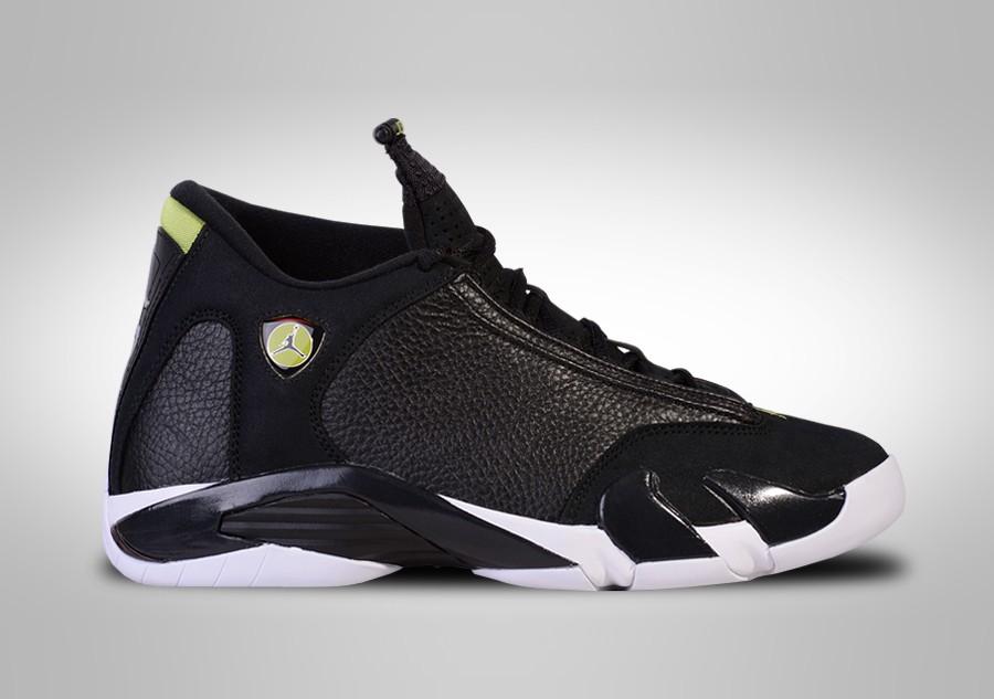 14 Retro Black Indiglo Pour Nike Jordan Air OyP8mNnwv0
