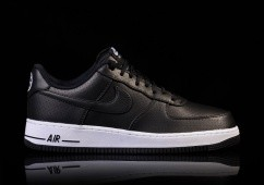 NIKE AIR FORCE 1 LV8 BLACK-WHITE