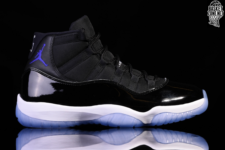 2c6c49ed22a NIKE AIR JORDAN 11 RETRO SPACE JAM BP (SMALLER SIZE) price €95.00 ...