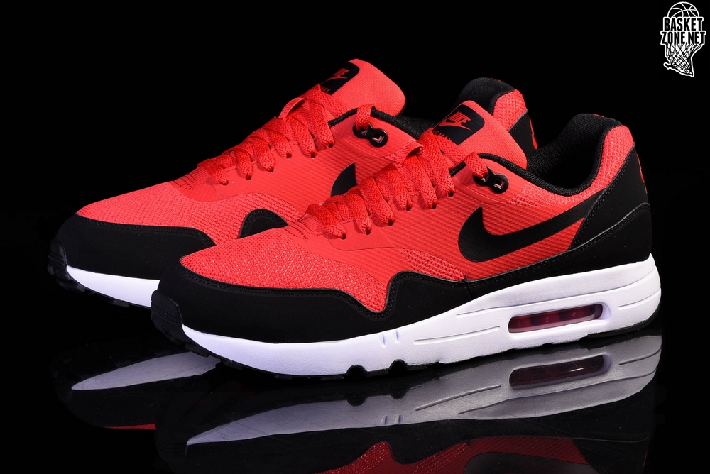 new style 235df e3097 NIKE AIR MAX 1 ULTRA 2.0 ESSENTIAL UNIVERSITY RED