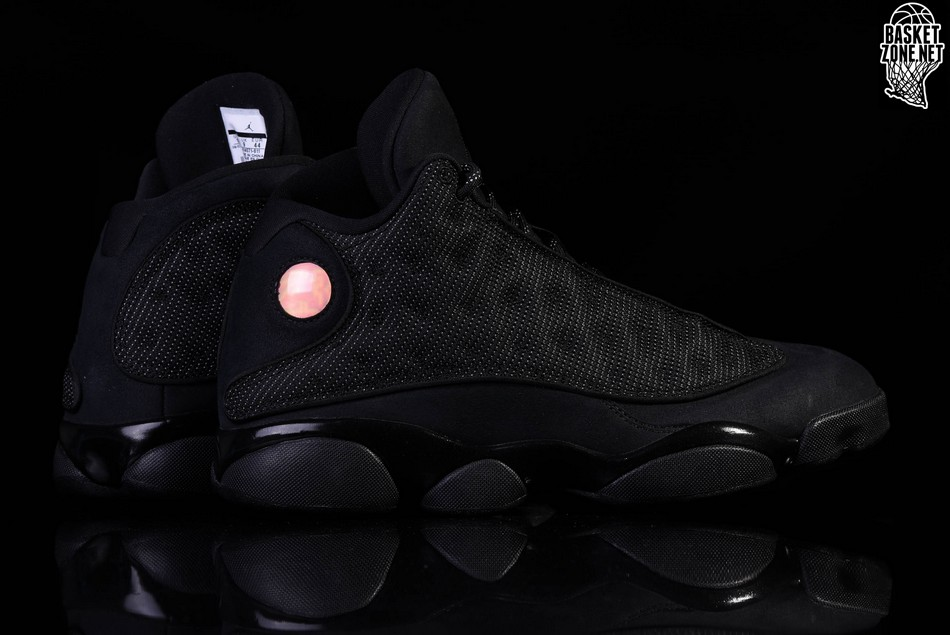 f6dc5d6f19b NIKE AIR JORDAN 13 RETRO BLACK CAT BG (SMALLER SIZE) price €165.00 ...