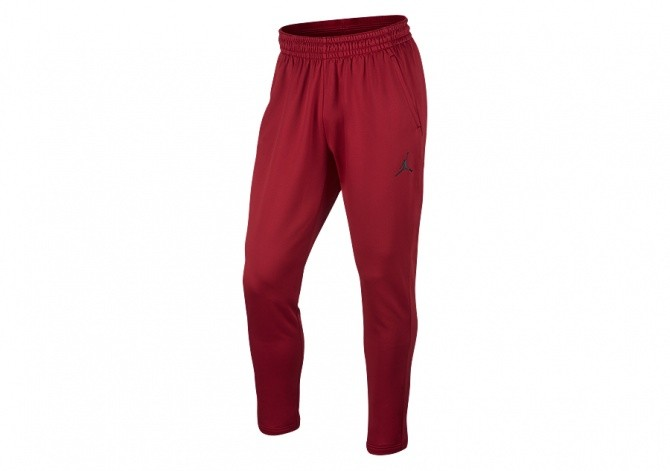 NIKE AIR JORDAN 23 ALPHA TRAINING PANT GYM RED