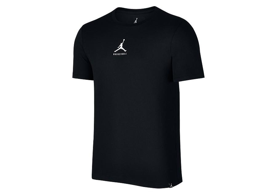 NIKE AIR JORDAN 237 JUMPMAN BASKETBALL TEE BLACK pour €25
