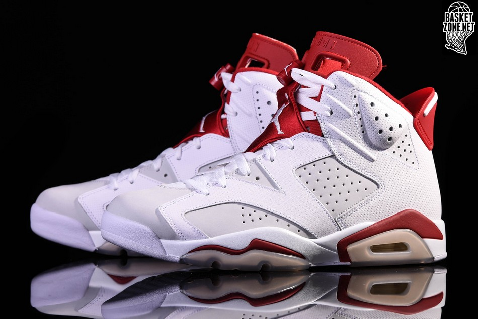 4317e9a2096 NIKE AIR JORDAN 6 RETRO ALTERNATE price €185.00