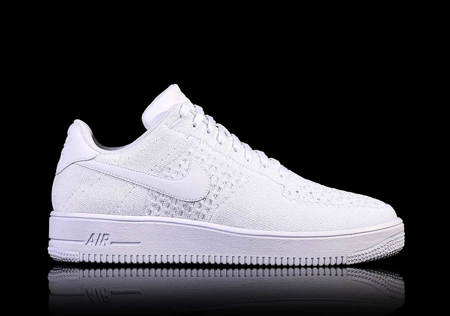NIKE AIR FORCE 1 ULTRA FLYKNIT LOW WHITE für €125,00