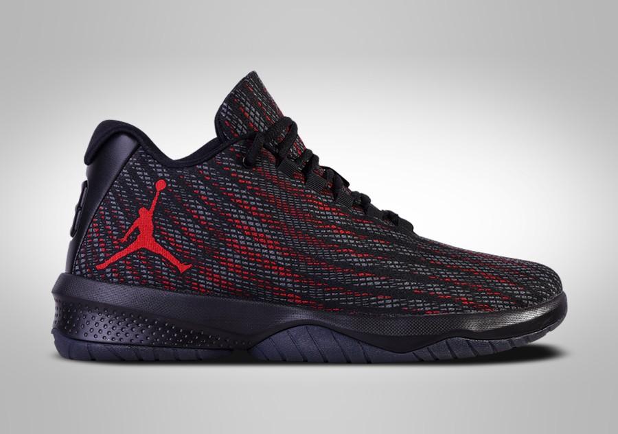 Nike Air Jordan B. Fly Black