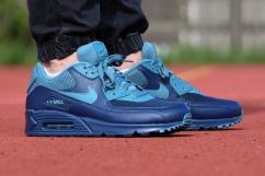 Nike Air Max 90 Essential Midnight Navy Smokey Blue