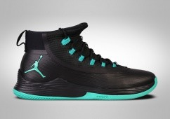 NIKE AIR JORDAN ULTRA.FLY 2 BLACK HYPER JADE JIMMY BUTLER