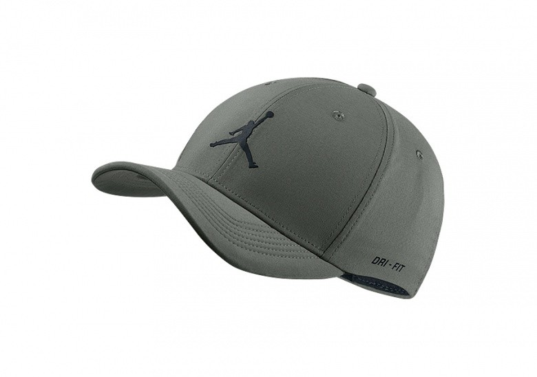 NIKE AIR JORDAN JUMPMAN CLASSIC99 WOVEN HAT RIVER ROCK