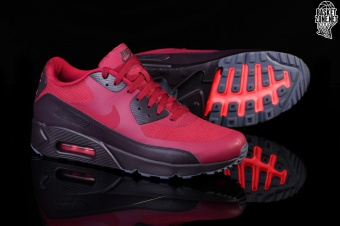 NIKE AIR MAX 90 ULTRA 2.0 ESSENTIAL NOBLE RED por 9965,00