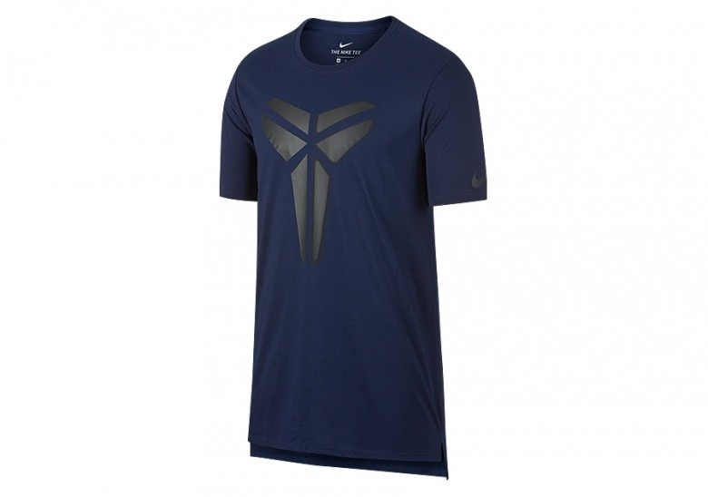 NIKE DRY KOBE TEE BINARY BLUE