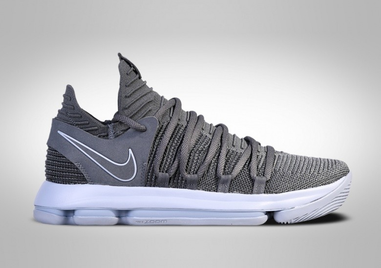 NIKE ZOOM KD 10 COOL GREY