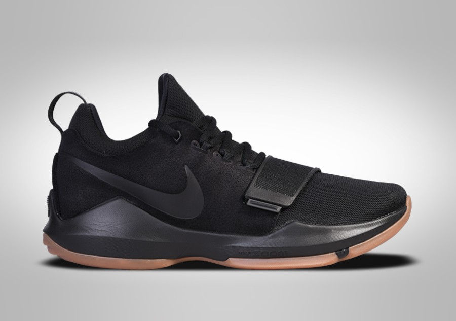 new product 52406 497bc NIKE PG 1 BLACK GUM price €92.50 | Basketzone.net