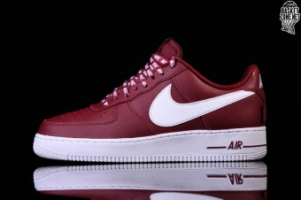 NIKE AIR FORCE 1 '07 LV8 NBA PACK TEAM RED price €97.50 | Basketzone.net