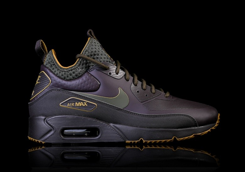 promo code 0b8dd 3c5e7 NIKE AIR MAX 90 ULTRA MID WINTER SE VELVET BROWN für €135,00 ...