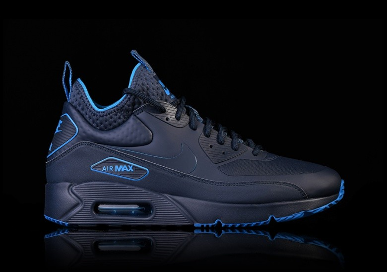 NIKE AIR MAX 90 ULTRA MID WINTER SE OBSIDIAN