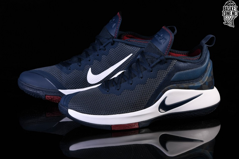 lower price with 6861c a022a ... discount code for nike lebron witness ii college navy 6ab04 918e7