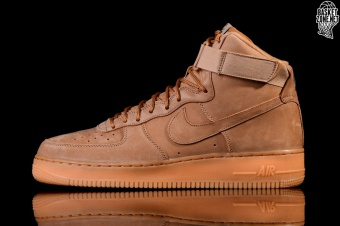 huge selection of 578c8 a2323 NIKE AIR FORCE 1 HIGH  07 LV8 FLAX