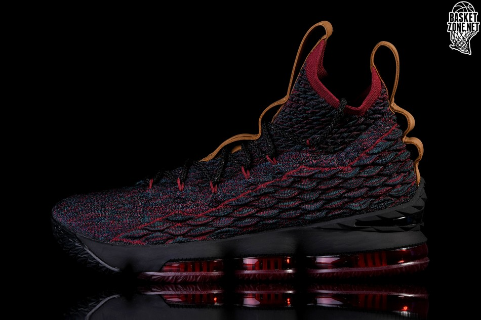 new concept a6dd5 ab508 NIKE LEBRON 15 NEW HEIGHTS