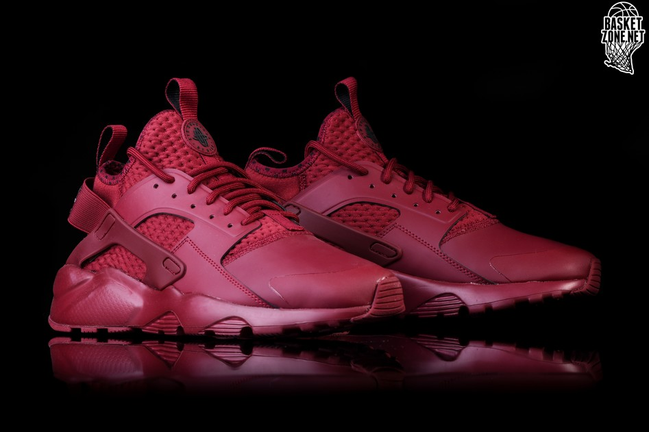 best sneakers d5090 08287 NIKE AIR HUARACHE RUN ULTRA SE TEAM RED ...