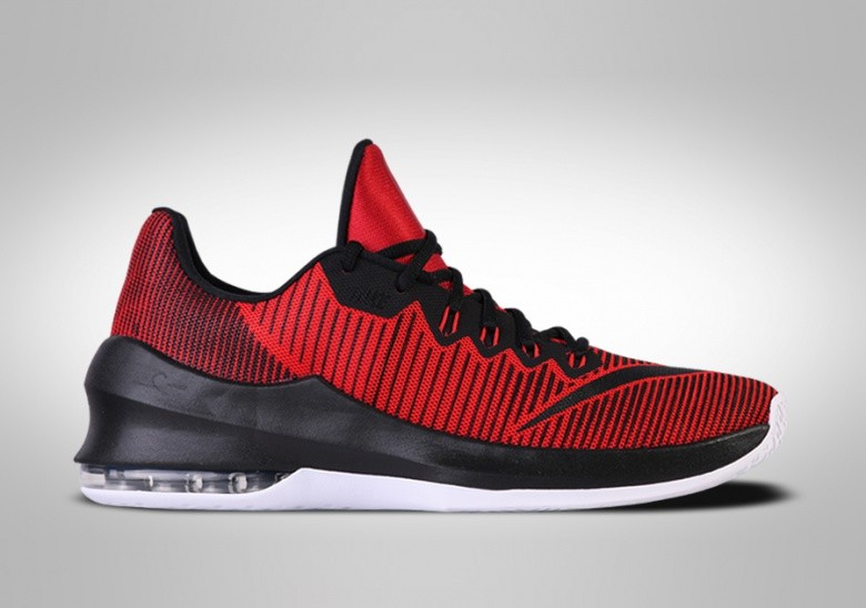 NIKE AIR MAX INFURIATE 2 LOW UNIVERSITY RED