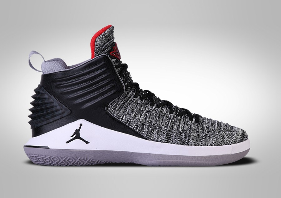 buy popular 5c9d6 d9a5d NIKE AIR JORDAN XXXII BG BLACK CEMENT MVP RUSSEL WESTBROOK