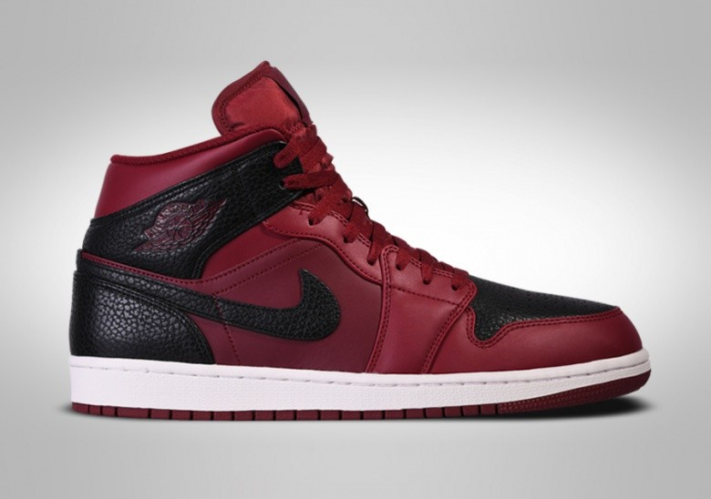 NIKE AIR JORDAN 1 RETRO MID REVERSE BANNED