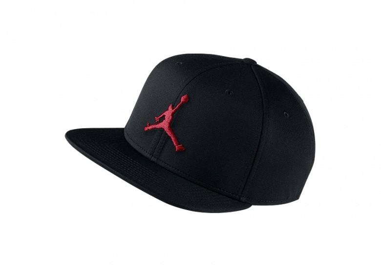 ac4958b916519 ... germany nike air jordan jumpman snapback hat black gym red 5972c 23339