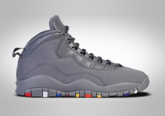 NIKE AIR JORDAN 10 RETRO COOL GREY