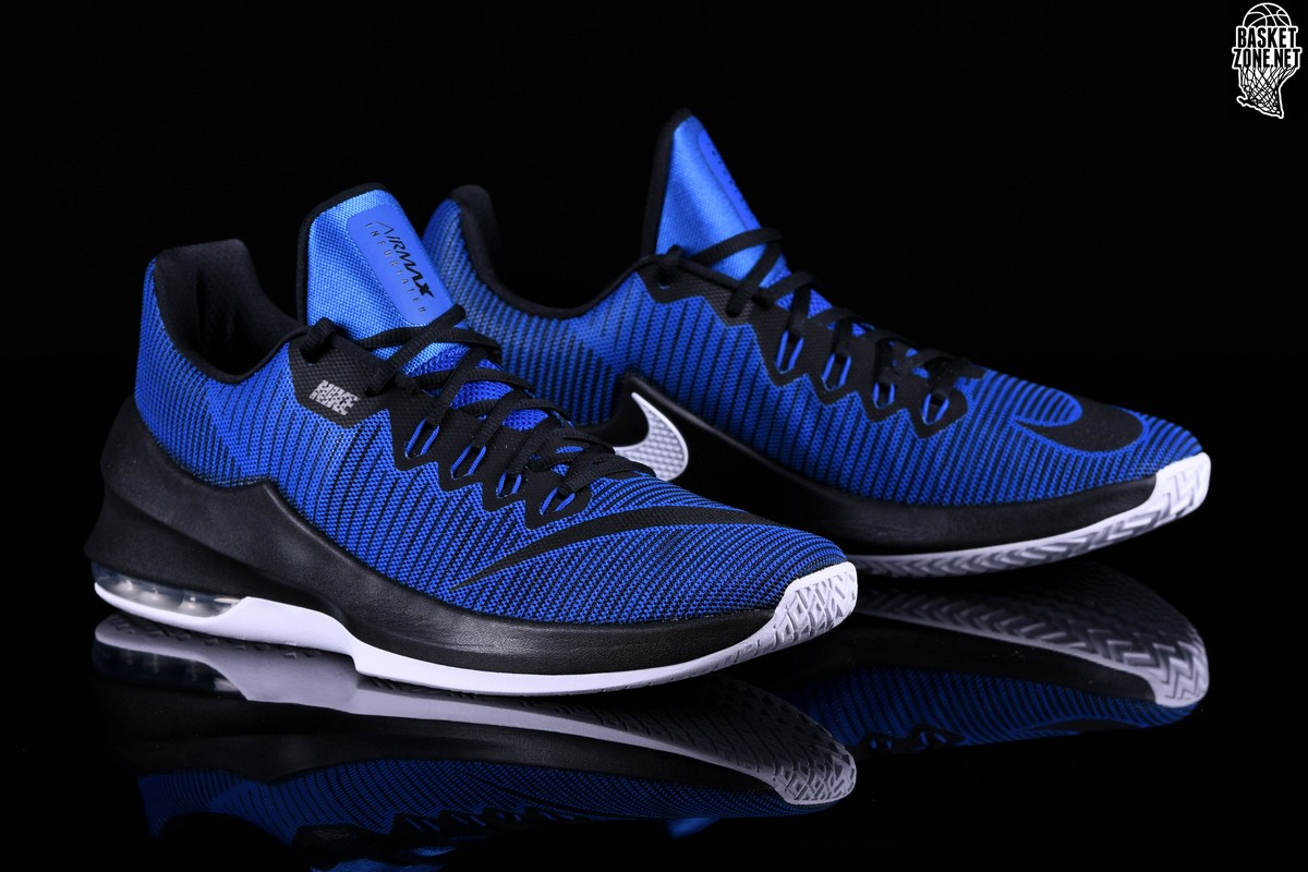 differently 712d0 64c86 NIKE AIR MAX INFURIATE 2 LOW BLUE
