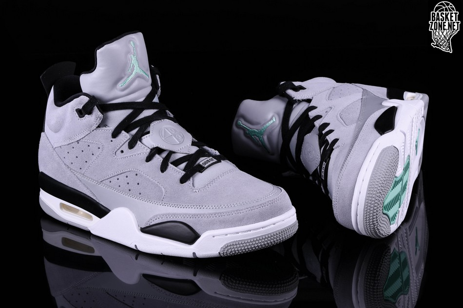 the latest 3a204 a6e76 NIKE AIR JORDAN SON OF LOW WOLF GREY. 580603-027