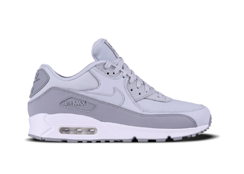 authentic nike air max 90 essential wolf gris 01 74512 530b5