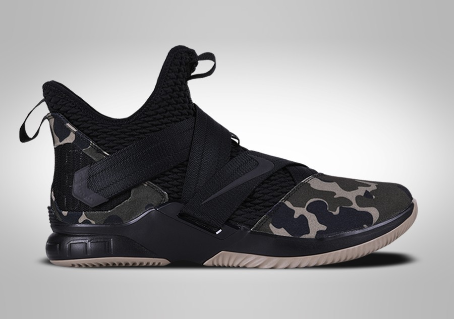 new product 213e9 d8d7a NIKE LEBRON SOLDIER 12 SFG CAMO per €137,50 | Basketzone.net