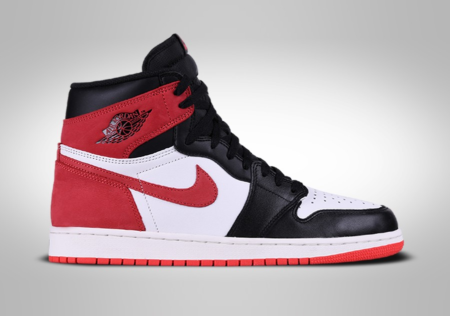timeless design db1ab 35c86 ... norway nike air jordan 1 retro high og track red b2779 6aac9