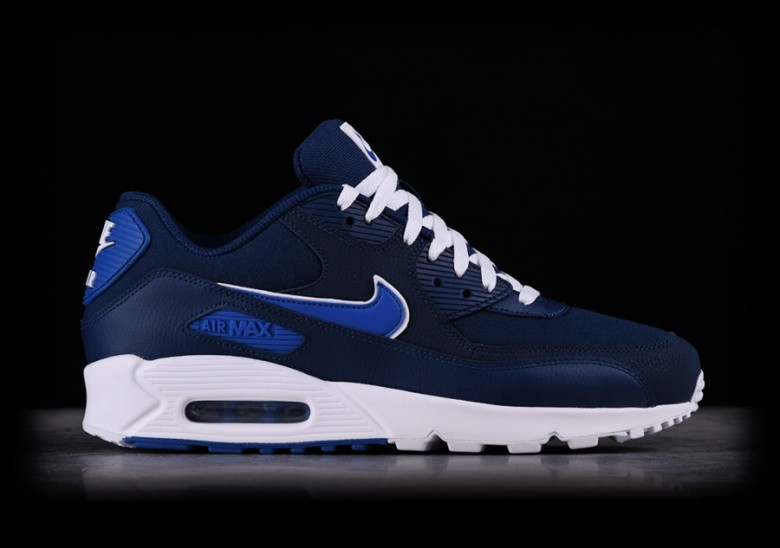 new product 52498 6035b NIKE AIR MAX 90 ESSENTIAL BLUE VOID pour €137,50 | Basketzone.net