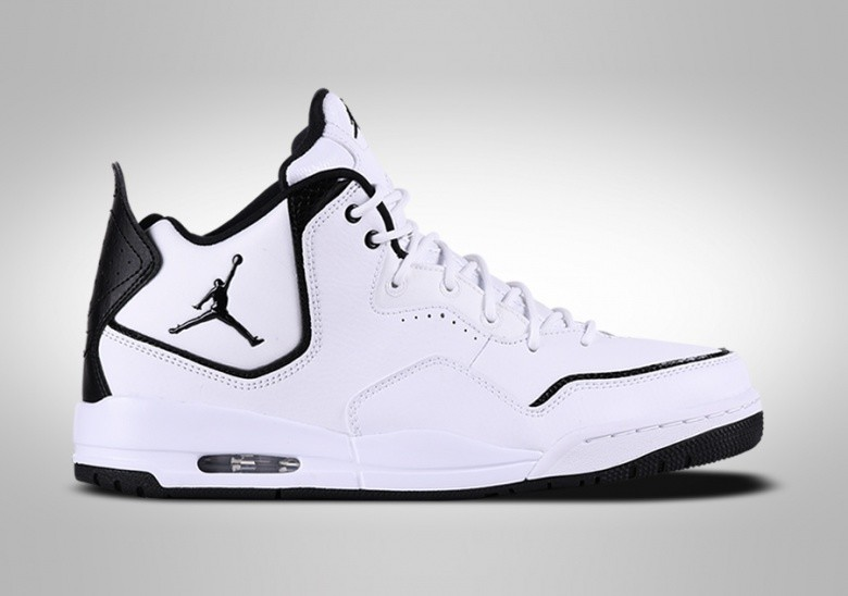 NIKE AIR JORDAN COURTSIDE 23 WHITE BLACK