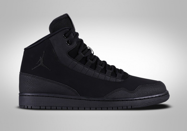 NIKE AIR JORDAN EXECUTIVE TRIPLE BLACK