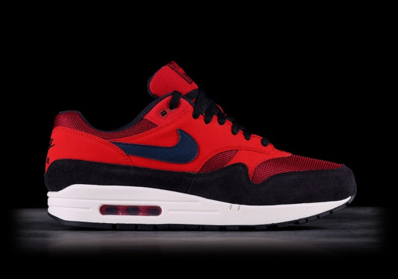 low priced 221ca fecb4 NIKE AIR MAX 1 RED CRUSH