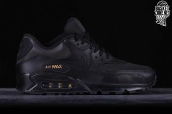 online retailer a8a58 b93e7 NIKE AIR MAX 90 PREMIUM BLACK