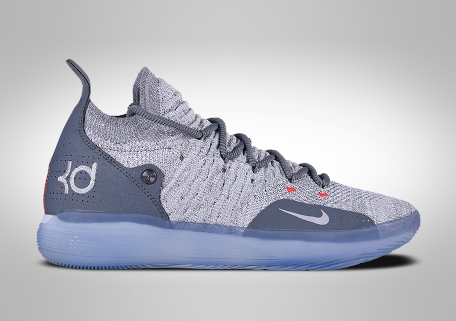 super populaire 86cb8 145c7 NIKE ZOOM KD 11 COOL GREY price €147.50 | Basketzone.net