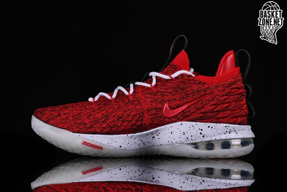 7c46f84966f NIKE LEBRON 15 LOW UNIVERSITY RED price €149.00