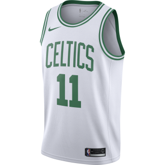 NIKE NBA BOSTON CELTICS KYRIE IRVING SWINGMAN HOME JERSEY