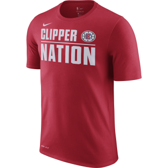 NIKE NBA LOS ANGELES CLIPPERS DRY TEE